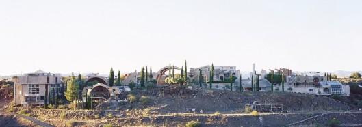 Ken Howie. Arcosanti-Arizona