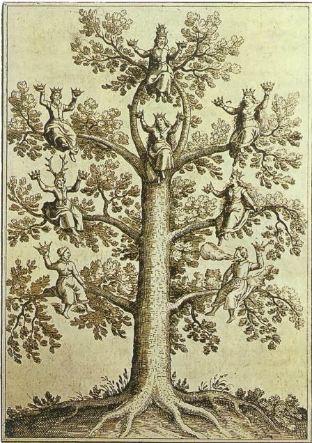 J.D. Mylius, Anatomia auri, Francfort, 1628