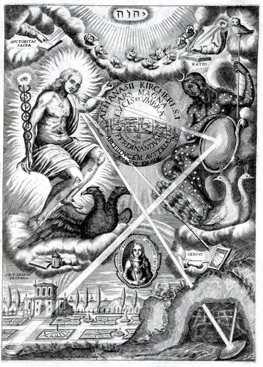 Ars Magna. Athanasius Kircher