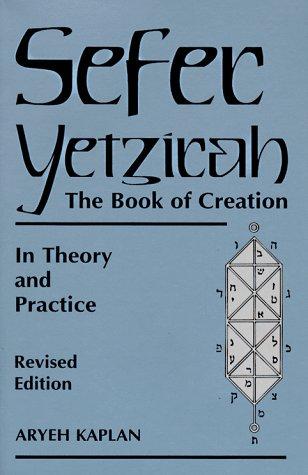 sefer yetzirah aryeh kaplan pdf