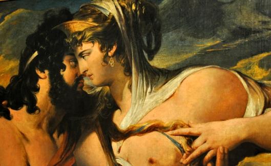 Juno y Júpiter