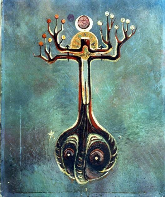 El árbol de la vida, Louis Cattiaux