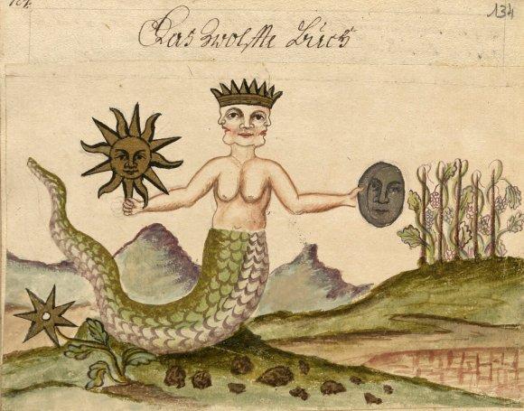 Clavis Artis serpiente mercurial