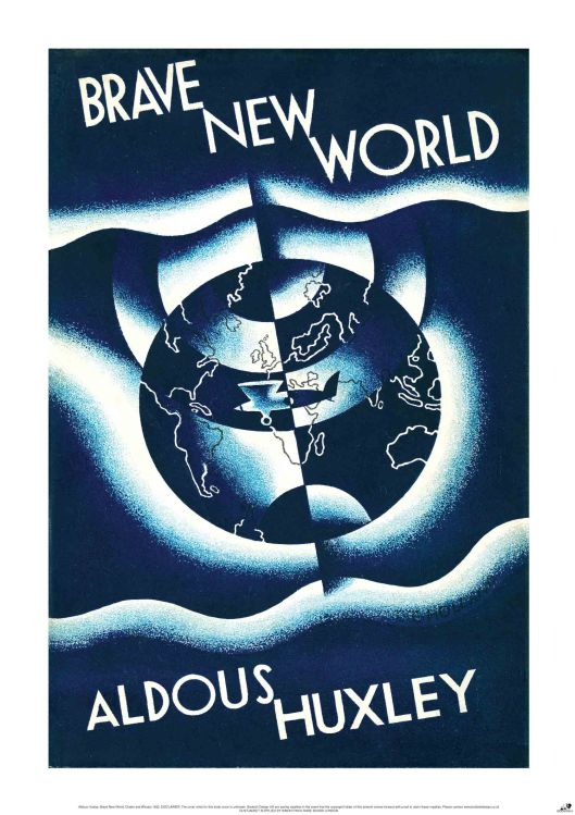 aldous huxley, brave new world