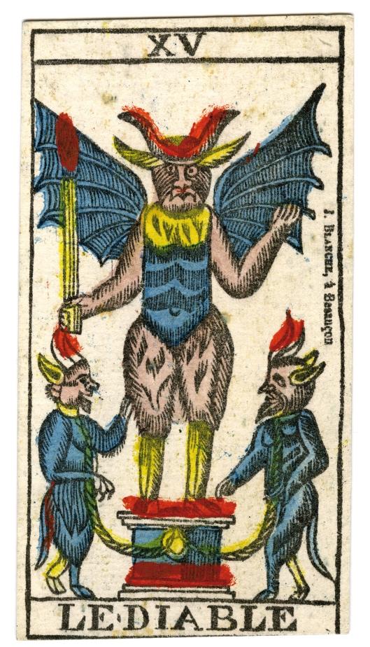 XV. Le Diable